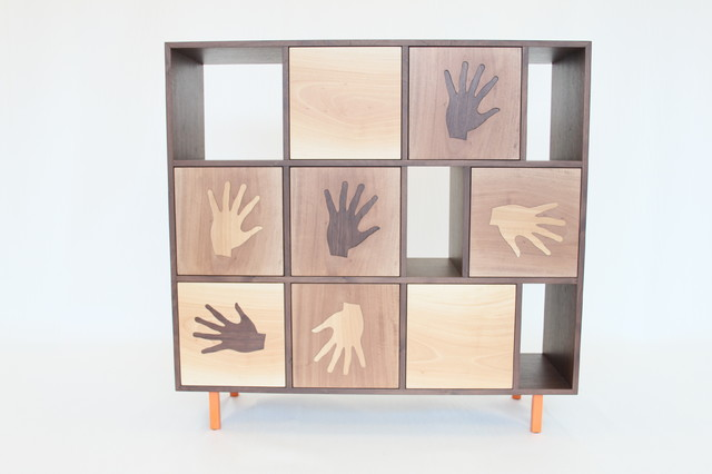 Handy cabinet - Craftsman - Buffets And Sideboards - other metro - by E1+E4