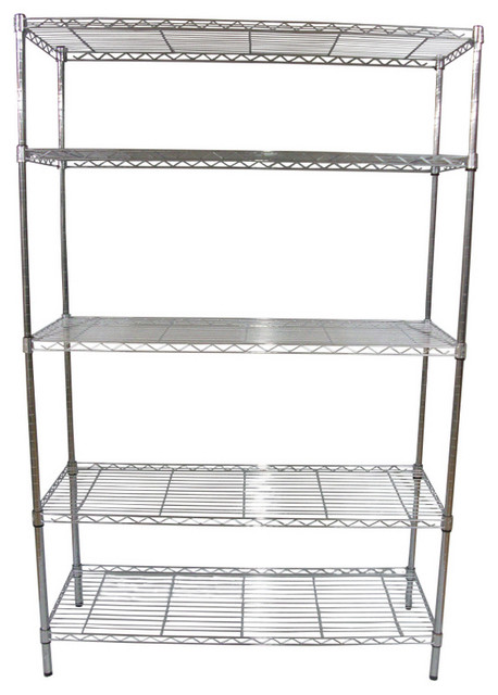... Shelving Unit - Traditional - Display And Wall Shelves - by Lowe's