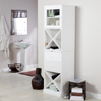 Bathroom Medicine Cabinet on Home Bathroom Cabinet With Drawers   White Modern Medicine Cabinets