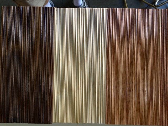 Weldtex, Combed Plywood, Striated Plywood - Midcentury - Home Decor - san francisco - by Eichler ...