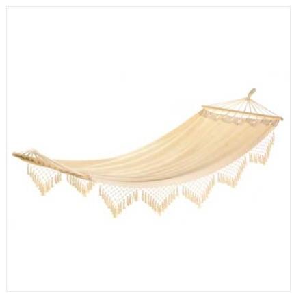 Cape Cod Canvas Hammock traditional-hammocks-and-swing-chairs