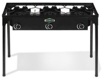Stansport 3 Burner Outdoor Stove with Stand modern-gas-ranges-and-electric-ranges