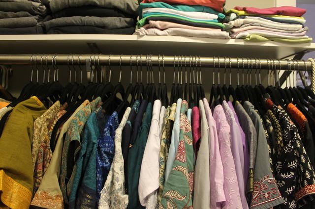 Closet asian