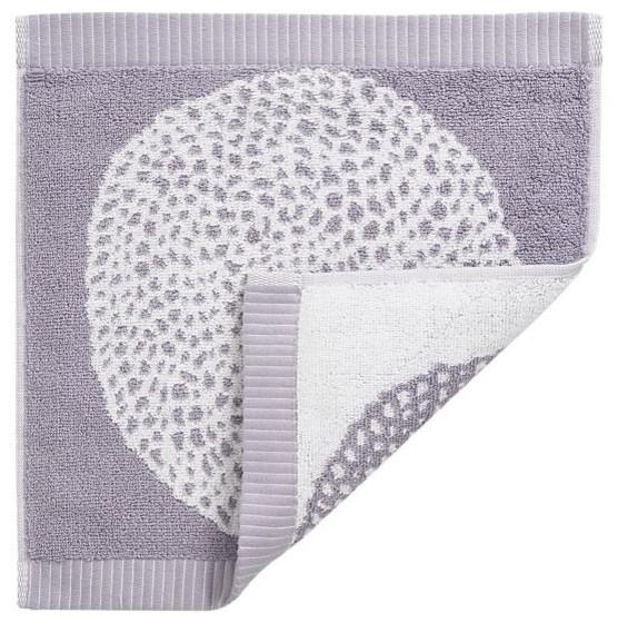 Marimekko Pippurikera Wisteria Washcloth modern-towels
