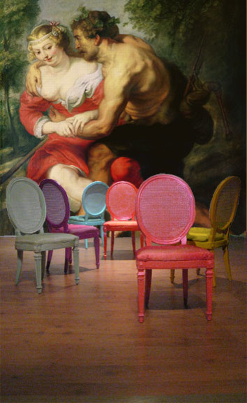 Louis XVI Dining Chairs dining-chairs