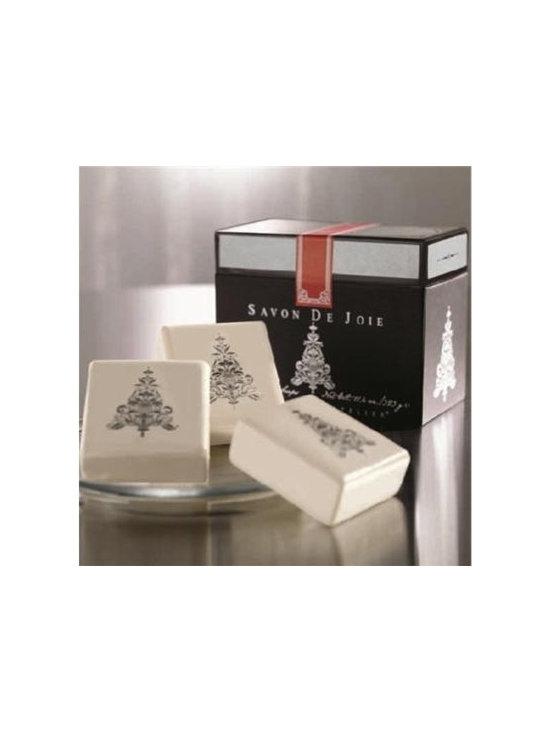 Holiday Tree Soaps -