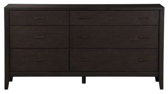 Dash 6-Drawer Dresser modern-dressers-chests-and-bedroom-armoires