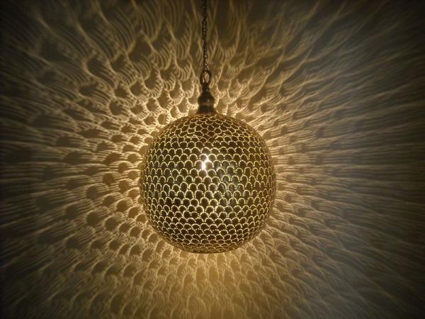 Moroccan Lamp Shade: Moroccan style shades Lamp Mediterranean Lamp Shades by E Kenoz,Lighting