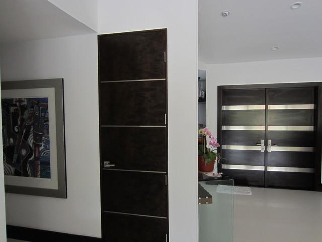 Contemporary euro doors contemporary interior doors miami by
