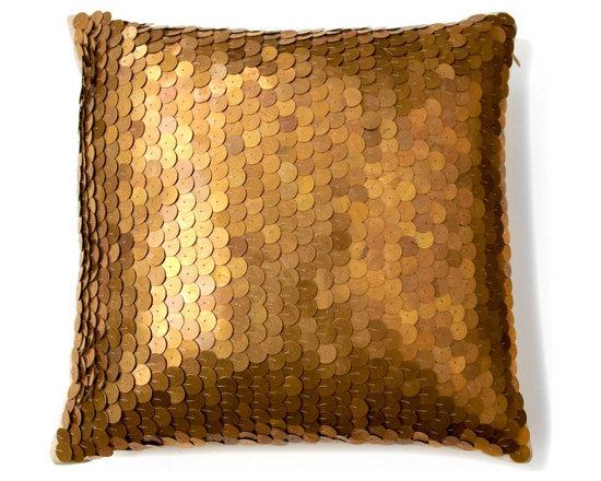 Nate Berkus™ Metallic Sequin Pillow -