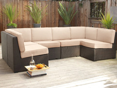Dania - Outdoor Furniture - Filum Modular Sectional