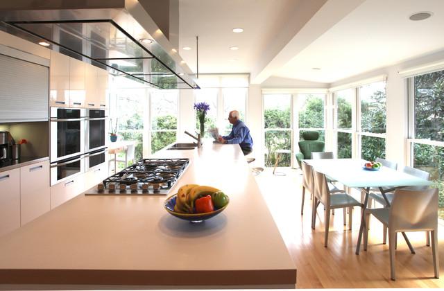Bushman Dreyfus Architects modern-kitchen