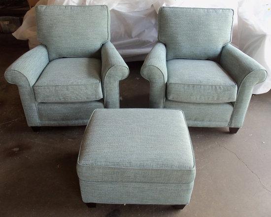 Customer Custom Orders - Rowe Mayflower Chairs