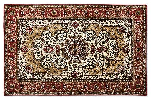 Wisley Area Rug traditional-rugs