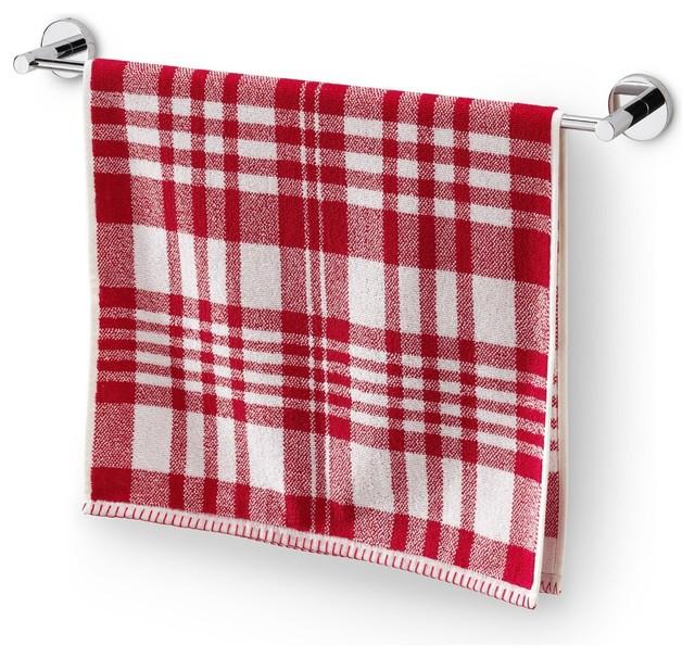 Tartan Design Towel traditional-dish-towels