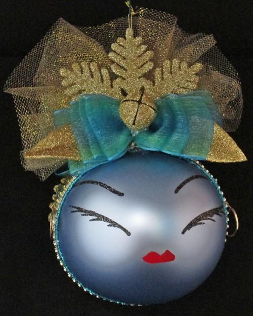 Queen Beez Ornaments Eclectic Christmas Ornaments