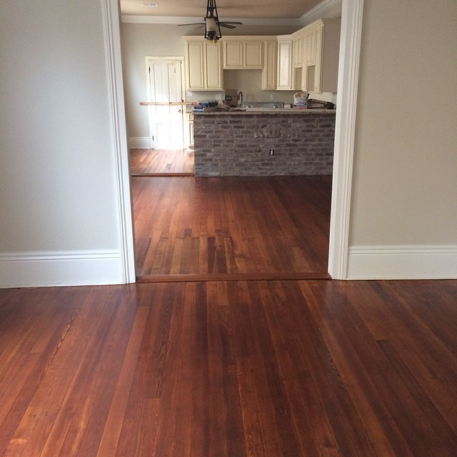 antique heart pine flooring traditional hardwood
