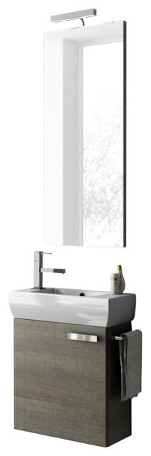 18 Inch Sink Vanity : ... Bathroom Storage and Vanities / Bathroom Vanities and Sink Consoles
