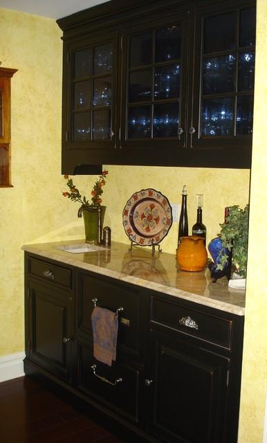 Westfield Kitchen traditional-wine-cellar