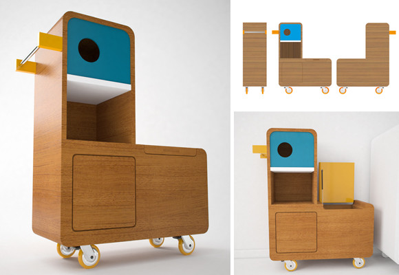 Quackie contemporary-kids-dressers