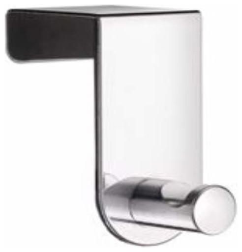 Smedbo Door Hook Stainless Steel Contemporary Towel Bars And Hooks By K