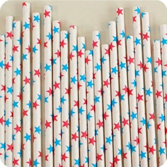 Paper Straws modern