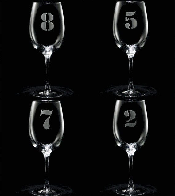 Wine Glass Gifts, Set of 8 everyday-glasses