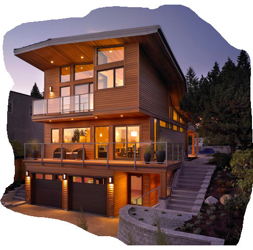 Turkel Design Lindal Cedar Homes Custom Turkel Lindal