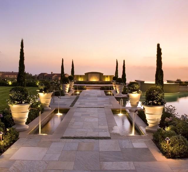 AMS Landscape Design Studios, Inc. eclectic-exterior