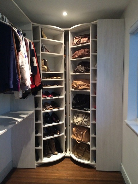 The Womans Dream Ultomate Closet Organizer From