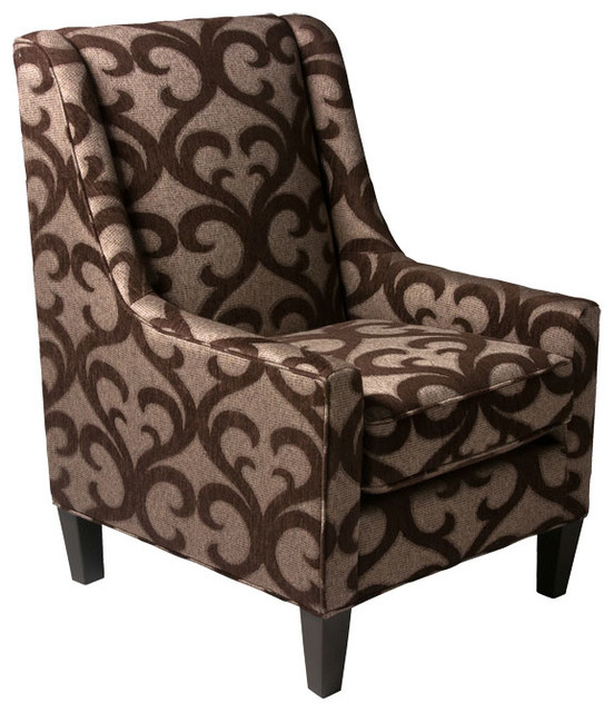 Roxanne Accent Chair - contemporary - chairs - san diego - by ...