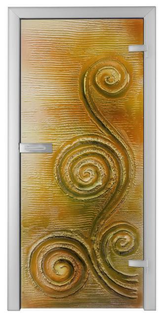 Fonda Door modern-interior-doors