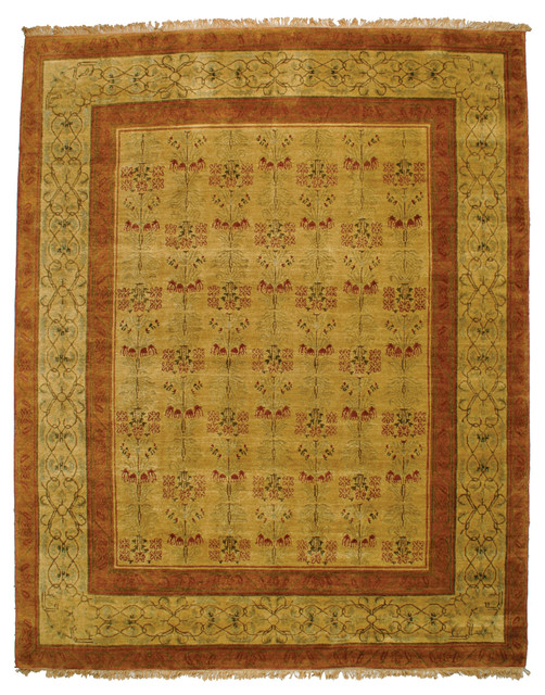 Design #730 C traditional-rugs