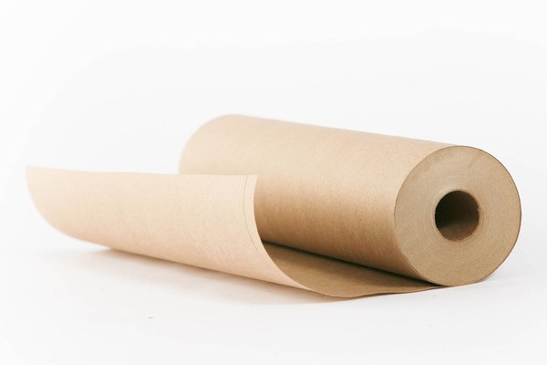 Brown Wrapping Paper traditional desk accessories