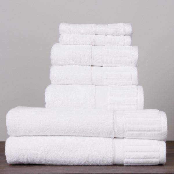 Hotel Collection Platinum: Platinum Hotel Collection 7-piece Towel Set