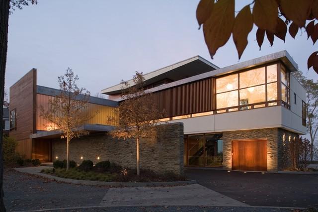 North Shore Modern modern-exterior