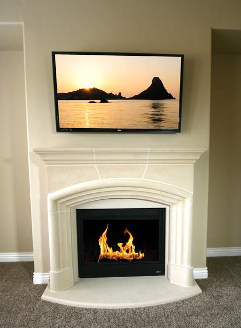Yorkshire Cast Stone Fireplace Mantel Styles