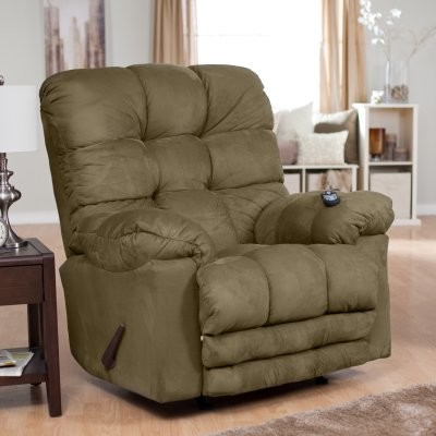 Catnapper deluxe magnum heat massage rocker recliner for Catnapper magnum chaise rocker recliner