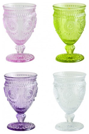 Parisian Glass modern glassware