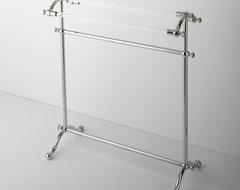 Etoile Freestanding Towel Rack traditional-towel-racks-and-stands