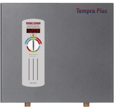 Stiebel Eltron Tankless Water Heater. Tempra 24 Plus 4.6 GPM 24.0 kW Whole House contemporary-gas-ranges-and-electric-ranges
