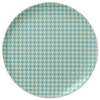 contemporary plates by Zazzle