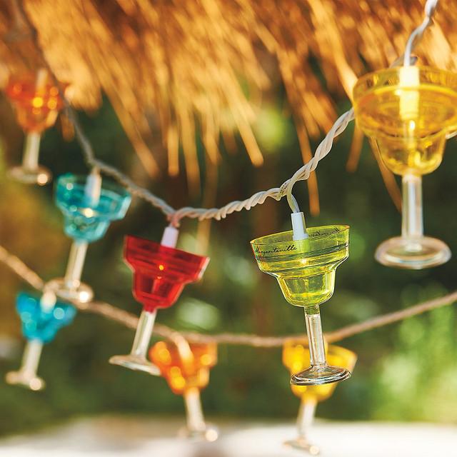 Margarita String Lights Outdoor : Margaritaville String Lights - Traditional - Outdoor Rope And String Lights - by FRONTGATE