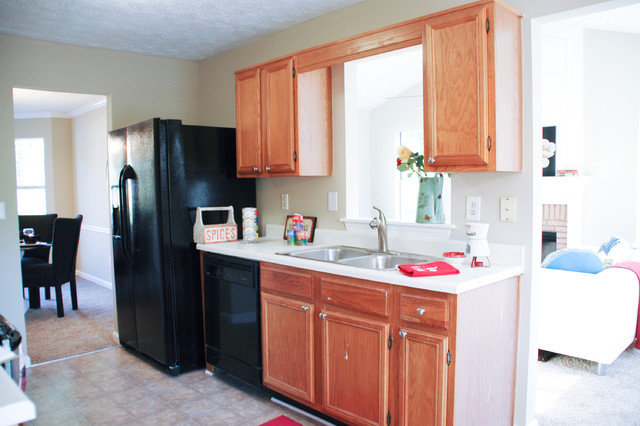 Sautee Trail - House under contract within 3 days traditional-kitchen