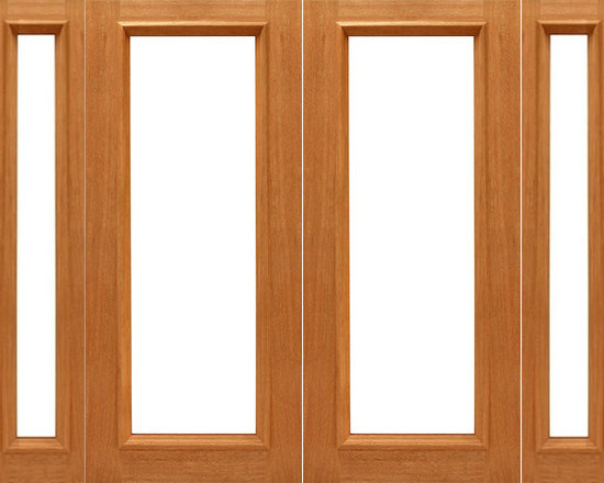"Pre-hung 1-lite-R/M French Brazilian Mahogany IG Glass Double Door Side lights - SKU#    1-lite-R/M-Ext-2-2Brand    AAWDoor Type    FrenchManufacturer Collection    Mahogany French DoorsDoor Model    Door Material    WoodWoodgrain    MahoganyVeneer    Price    2508Door Size Options    2(30"")+2(14"") x 80"" (7'-4"" x 6'-8"")  $02(30"")+2(18"") x 80"" (8'-0"" x 6'-8"")  +$202(36"")+2(14"") x 80"" (8'-4"" x 6'-8"")  $02(36"")+2(18"") x 80"" (9'-0"" x 6'-8"")  +$202(42"")+2(14"") x 80"" (9'-4"" x 6'-8"")  +$1002(42"")+2(18"") x 80"" (10'-0"" x 6'-8"")  +$1202(30"")+2(14"") x 96"" (7'-4"" x 8'-0"")  +$3882(30"")+2(18"") x 96"" (8'-0"" x 8'-0"")  +$4082(36"")+2(14"") x 96"" (8'-4"" x 8'-0"")  +$3882(36"")+2(18"") x 96"" (9'-0"" x 8'-0"")  +$4082(42"")+2(14"") x 96"" (9'-4"" x 8'-0"")  +$5682(42"")+2(18"") x 96"" (10'-0"" x 8'-0"")  +$588Core Type    SolidDoor Style    Door Lite Style    Full Lite , 1 LiteDoor Panel Style    Raised Moulding , Ovolo StickingHome Style Matching    Craftsman , Colonial , Cape Cod , VictorianDoor Construction    Engineered Stiles and RailsPrehanging Options    PrehungPrehung Configuration    Double Door with Two SidelitesDoor Thickness (Inches)    1.75Glass Thickness (Inches)    1/2Glass Type    Double GlazedGlass Caming    Glass Features    Insulated , Tempered , low-E , Beveled , DualGlass Style    Clear , White LaminatedGlass Texture    Clear , White LaminatedGlass Obscurity    No Obscurity , High ObscurityDoor Features    Door Approvals    FSCDoor Finishes    Door Accessories    Weight (lbs)    1190Crating Size    25"" (w)x 108"" (l)x 52"" (h)Lead Time    Slab Doors: 7 daysPrehung:14 daysPrefinished, PreHung:21 daysWarranty    1 Year Limited Manufacturer WarrantyHere you can download warranty PDF document."