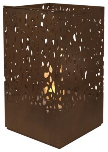 Lantern Fireplace by EcoSmart Fire modern-indoor-fireplaces