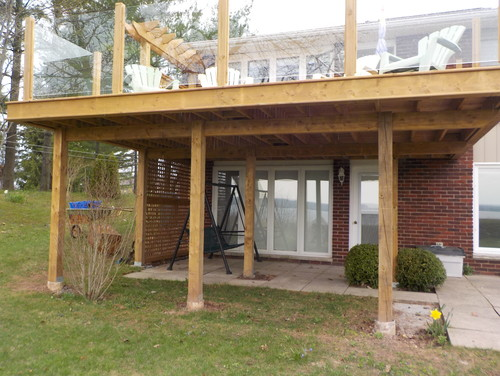 Ideas For Upper Deck And Patio