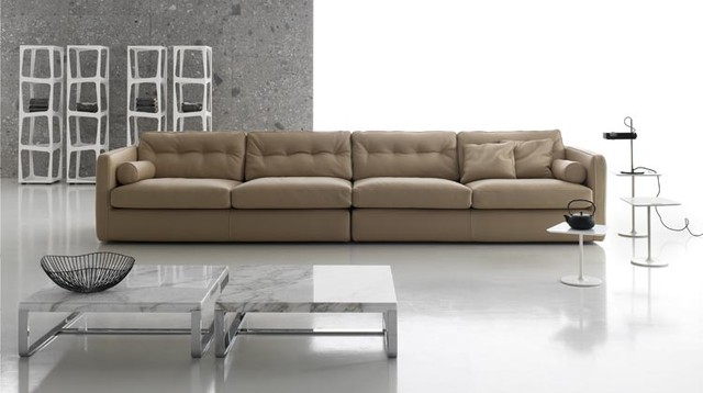 Eclectic Sofa : Dublin Sofa and Sectional - Eclectic - Sectional Sofas - chicago - by ...