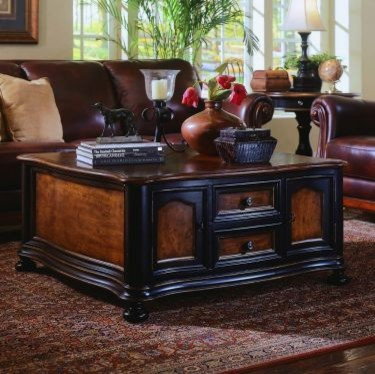 Living Room Dreams traditional-coffee-tables