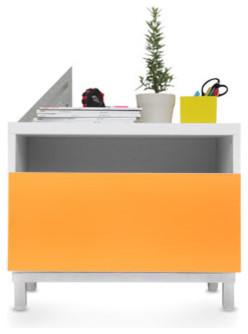 Besta Vara Tangerine contemporary-furniture